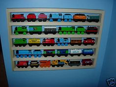 Numerous reasons why this wooden collection makes me jealous...possible Mike, Milk Tanker, Sodor Fuel Tanker, Fred the coal car just to be specific.