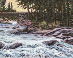 Spring Rapids - Sold