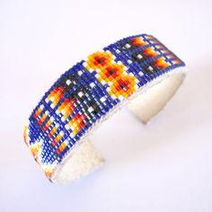 Beaded Cuff Bracelet >>