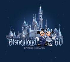 Artwork for Disneyland Resort Diamond Celebration Merchandise Revealed