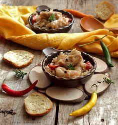 Sarmale dietetice Pickled Cabbage, Romanian Food, Tomato Juice, Fresh Thyme, Linguine, Gnocchi, Ricotta, Mozzarella, Zucchini