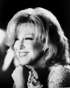 Bette Midler: this show's memberable 4 many reasons...