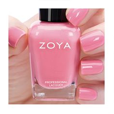 Zoya Nail Polish in Laurel from the Petals Collection Spring 2016 #pink