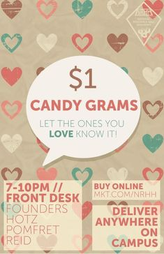 valentine gram template   Related Pictures candy gram for ...
