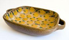 Retro Pottery Net: Dybdahl - Unique Sixties Danish Stoneware Pottery