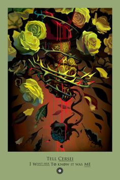 I just witnessed a #BeautifulDeath from #GoT Season 7 × Episode 3. Check it out and view the entire collection at  http://beautifuldeath.com/