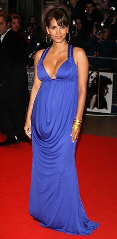 L'évolution du #style de #Halle #Berry khirsa check this dress out for a pre wedding dress