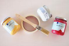 Tutorial: pintar una caja con chalk paint La Pajarita | Servicolor