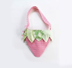 Girls Purse-As Seen in Vogue Bambini Girls Strawberry Tote Bag Children's Accessories Kids Pink by AppleWhite on Etsy https://www.etsy.com/listing/100970485/girls-purse-as-seen-in-vogue-bambini
