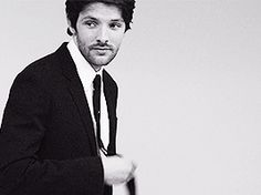Colin Morgan for Hunger Magazine 2015. [Gif 1 of 6]