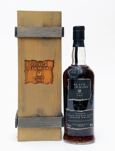 Black Bowmore 1964 29 Year Old 1st Edition £6,000.00