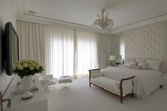 Branco total = assim eu gosto! Projeto Roberto Migotto.