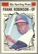 1970 Topps #463 Frank Robinson AS - VG-EX