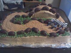 dirt bike cake - Buscar con Google