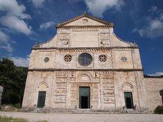 Basilica di San Pietro, Spoleto - TripAdvisor