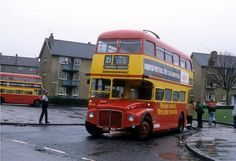 skye cres terminus Paisley Scotland, Routemaster, Bus Coach, London Bus, London Transport, Busses, Coaches, Great Britain, Old Things
