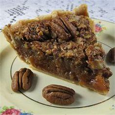 Kentucky Pecan Pie - Allrecipes.com