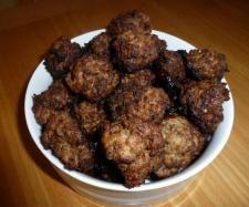 Rezept Ofenfrikadellen von Greasy - Rezept der Kategorie Hauptgerichte mit Fleisch