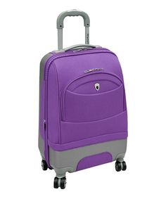 Take a look at this Plum 21 Expandable Pioneer Travel Case by Olympia on #zulily today!