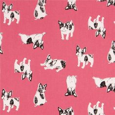 http://www.kawaiifabric.com/en/p11741-pink-with-black-white-dog-animal-Oxford-fabric-from-Japan.html