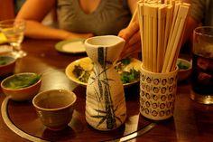 Tottori Restaurant Sake