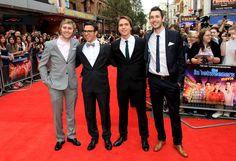 The Inbetweeners Movie World Premiere in London