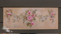 Antique French Roses by HeleneFlontDesigns
