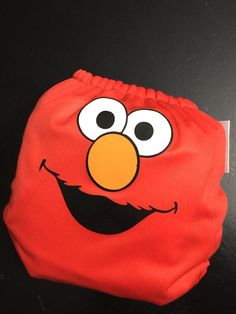 Hey, I found this really awesome Etsy listing at https://www.etsy.com/listing/219884511/elmo-diaper-cover