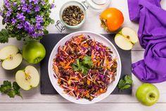 NOWOCZESNA BABULA - Just a SALAD - Przepisy na Sałatki Salad, Vegetables, Ethnic Recipes, Food, Essen, Salads, Vegetable Recipes, Meals, Lettuce