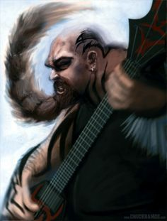 Kerry King od ChuckRamos