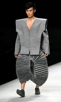 Beijing designer Ye Yaoya
