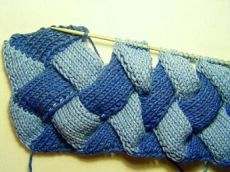Техника вязания энтрелак (энтерлак) спицами для начинающих Summer Knitting, Easy Knitting, Knitting Patterns, Crochet Stitches, Knit Crochet, Plaid Scarf, Opi, Diy And Crafts, Projects To Try