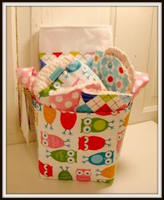 These gift baskets are fabulous! Etsy.com, $34.50