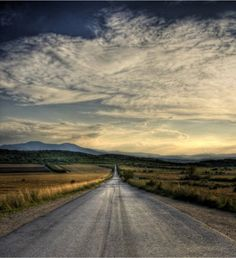 #schwerunterwegs mit keinem Ziel. Nur Straße.