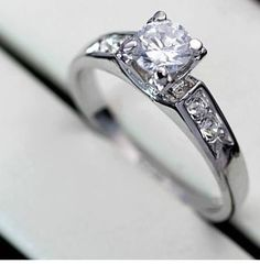 ❤★ ☆❤GIN for Only 25777 for 1 New 18K (STAMPED) Platinum Plated Wedding Ring with Austrian Crystals★ Text me to purchase thru paypal for $25 901-304-4470 Thanks!