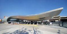 BBlur Architecture/Slough Bus Station