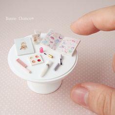 2017.10 Miniature Makeup ♡ ♡ By Bonne Chance