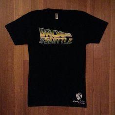 #BACKTOSEATTLE BlackTee $19.99   #shockwavetees Shockwavetees.com  #seattle #supersonics