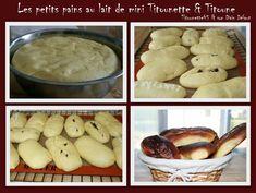 Petits pains au lait moelleux (thermomix)