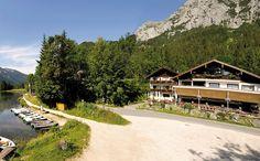 Ausgezeichnete Bayerische Küche im Gasthaus Seeklause am Hintersee - Berchtesgadener Land Blog