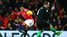 GW 24: Manchester United 3 - 0 Stoke City Match report - 03/02/16 Premier League - Goal.com