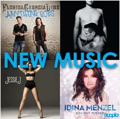 It's New Music Tuesday on hoopla! Listen to new music from U2, Jessie J, Florida-Georgia Line, Idina Menzel, and more.