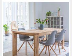 Cadeiras kenay - brancas e cinzentas