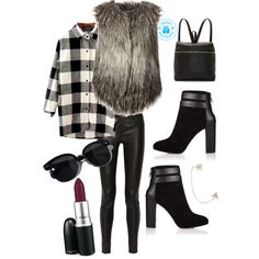 A fashion look from December 2014 featuring Diesel vests, Helmut Lang leggings and Coye Nokes ankle booties. Browse and shop related looks. December 2014, Faux Fur Vests, Helmut Lang, Ankle Booties, Diesel, Fashion Looks, Booty, Leggings, Polyvore