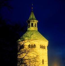 The Watchmen's Museum in the Valberg Tower, Stavanger. Address; Valberget, 4001 Stavanger