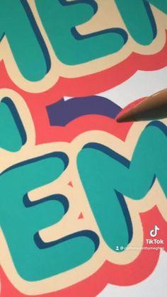 Digital Painting Tutorials, Digital Art Tutorial, Art Tutorials, Graphic Design Lessons, Graphic Design Posters, Tittle Ideas, Adventure Time Wallpaper, Ipad Art, Feminist Art