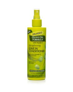 Curly Emporium - Palmer's Olive Oil Formula Strengthening Leave In Conditioner 250ml, £4.99 (http://www.curlyemporium.co.uk/palmers-olive-oil-formula-strengthening-leave-in-conditioner-250ml/)