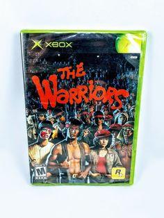 The Warriors [Brand New & Factory Sealed, 1st Print] (Microsoft Xbox Original)
