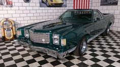 Currently at the Catawiki auctions: Ford Ranchero GT Brougham 351CI V8 - 1977