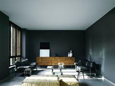 Dark wall inspiration from Tommaso Sartori - emmas designblogg